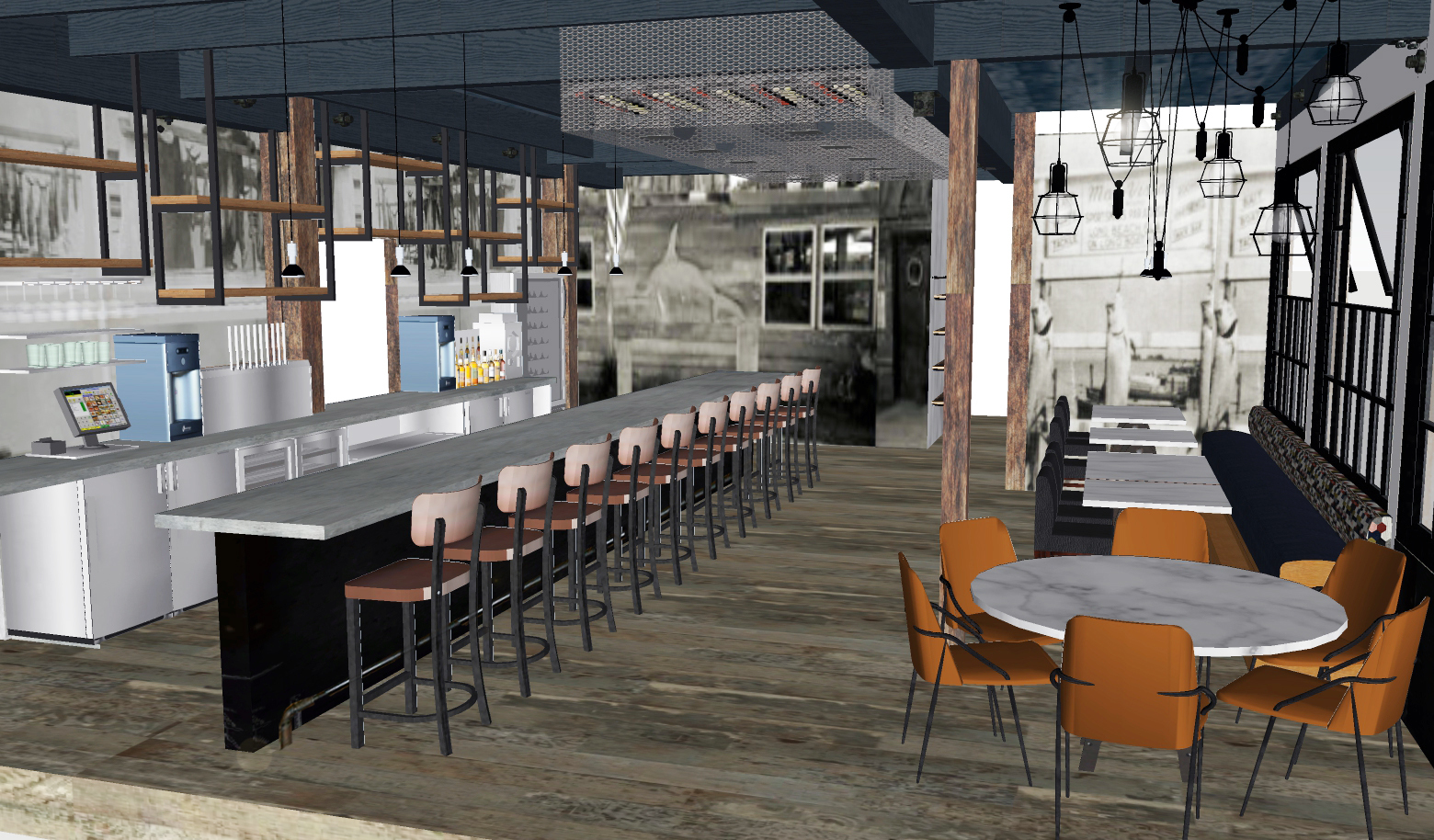 Ed Chiles Is Hoping The Renovation Of Mar Vista Dockside Restaurant Pub His Last Major Redevelopment Project