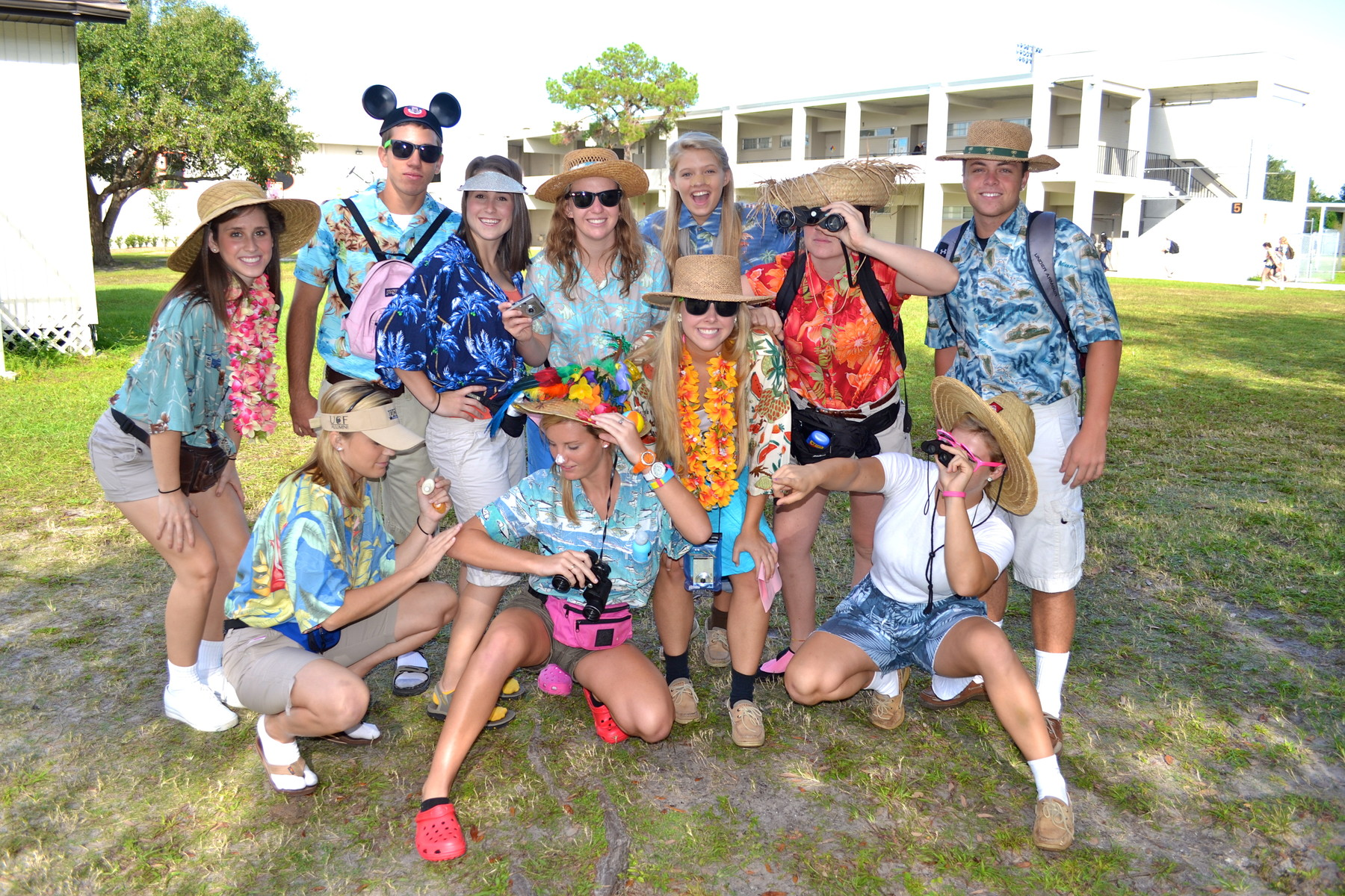 PHOTO GALLERY Sarasota High School Tacky Tourist Day | Sarasota | Your Observer