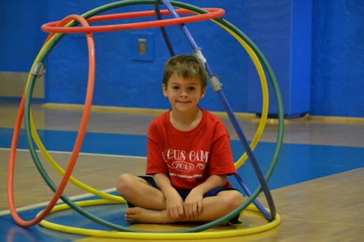Sarasota Christian School Circus Camp
