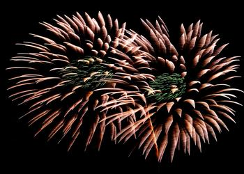 Fireworks will be the main attraction. Photo provided by Flickr.