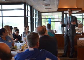 Chamber of Commerce Power Hour  Luncheon