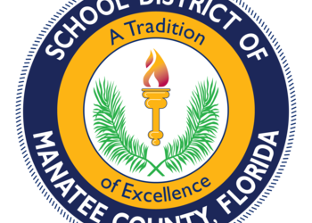 The reestablished logo for the School District of Manatee County.