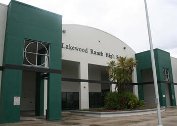 Lakewood Ranch High School's grade went from an A to a B.