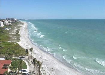 Longboat Key Town Manager David Bullock is in Naples to speak Friday about beach restoration.