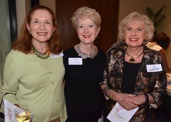 Roz Goldberg, Christine Jennings and Jeanette Hyde