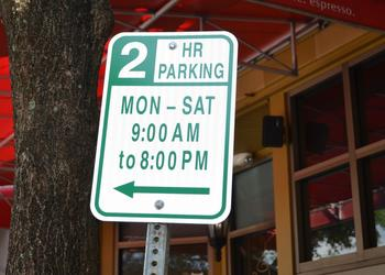 The signs on Main Street and downtown will soon read: Mon - Sat 9:00 a.m. to 6 p.m.
