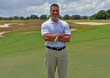 Ian Segneri co-founded the Missing Link Junior Golf Academy at the Legacy Golf Club in Lakewood Ranch about 10 years ago.