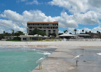 The Colony Beach & Tennis Resort closed in August 2010 and is the subject of a five-year legal battle.