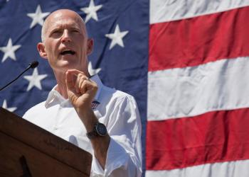 Wish: That Floridians appreciate what Gov. Rick Scott is doing for all Floridians' future. Courtesy photo.