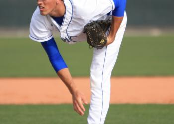 Former Lakewood Ranch High pitcher Brett Hanewich has thrown a no-hitter this season and is committed to Stanford.