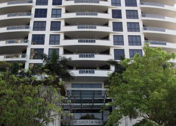 A condominium in Savoy on Palm, which has three bedrooms, three-and-a-half baths and 4,385 square feet of living area, sold for $2.15 million. File photo.