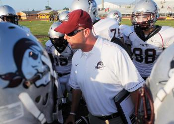 Don Purvis' resignation came as a surprise to Braden River Athletic Director Bob Bowling, his fellow coaches and players. File photo.