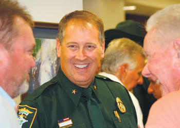 Sarasota County Sheriff Tom Knight says the Sheriff's Office is concentrating on efforts that affect residents and business owners the most. File photo.