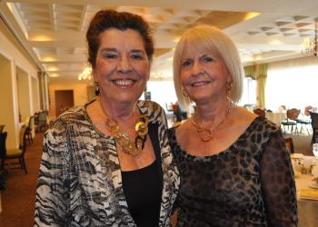 Roseanne Talcott caught up with Kaye Kuzell.