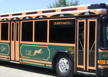 Wrapping a public transit bus to look like a trolley costs roughly $6,100, which is ten times less expensive than modifying its frame.