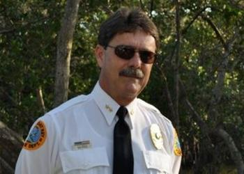 Longboat Key Police Chief Al Hogle became the island's top cop in 2002.