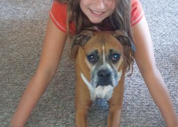 Lexi Brown loved animals, had a goofy sense of humor and always smiled. Courtesy photo.