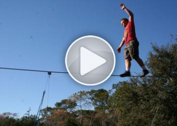 Wallenda steps closer to harness-less walk