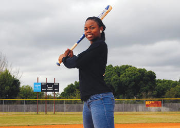 Braden River High junior shortstop Kenya Yancy helped lead the Lady Pirates to a berth in the Final Four two years ago. Now, she's hoping her contributions at the plate will help push the Lady Pirates deep into the postseason.
