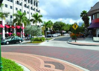 Sarasota was highlighted in the May/June issue of Where to Retire magazine as a walkable city