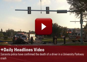 Driver killed in University Parkway crash