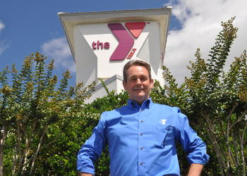 Jim Purdy has been the director of operations for Manatee County YMCA's four branches, including Lakewood Ranch, for only eight months, but you wouldn't know it by his lively interactions with customers.