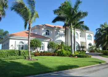 This home at 561 Hornblower Lane in Country Club Shores sold for $2.2 million.