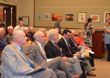 An Urban Land Institute (ULI) panel provided to the Longboat Key Town Commission and more than 60 people in attendance this morning at Town Hall a list of recommendations.