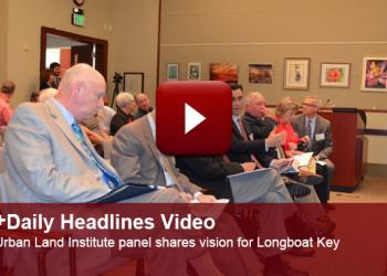 The Urban Land Institute panel shares its vision for Longboat Key.