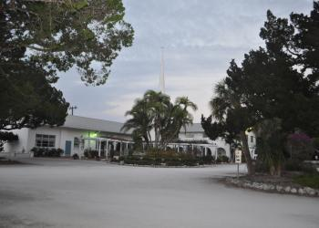 Longboat Island Chapel is located at 6200 Gulf of Mexico Drive. (File photo)