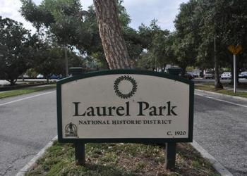Members of the Laurel Park Neighborhood Association asked It's Time Sarasota to stop using the group's name in a campaign for a new city charter.
