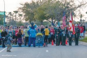 Last year's race raised more than $70,000 in scholarships for Manatee County students.
