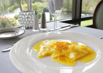 Crepes Suzette was invented in 1894 and has been prepared tableside at Roessler's Restaurant since it opened.