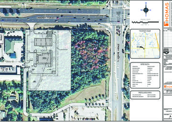 A request form and a proposal were submitted April 24, to bring a Wawa convenience store and gas station to University Parkway and Honor Avenue.