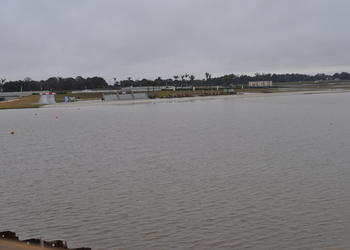 Nathan Benderson Park will host the 2017 World Rowing Championships.