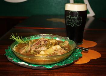 Lynches Pub & Grub is located on St. Armands Circle and offers a selection of authentic Irish cuisine and American favorites.
