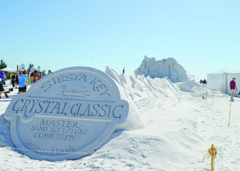 The Crystal Classic attracts 30,000 people to the competition each year. File photo