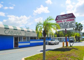 The Cabana Inn may finally have an opening to redevelopment. File photo