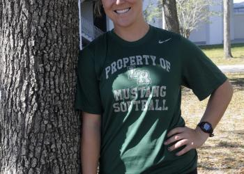 Maggie Feix was named the Lakewood Ranch Mustangs' new softball coach.