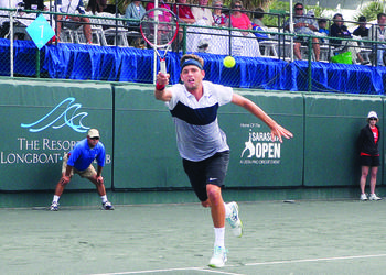 The Lakewood Ranch Tennis Center is the new host of the Sarasota Open. File photo