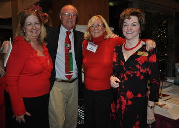 Joni Weist, Phil Fronmholz, Gale Wyman and Melodee Dougherty