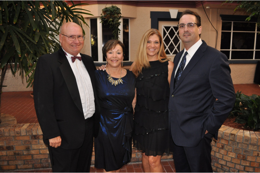 Chairs Alex and Gale Rydel and Diana and David Napoliello