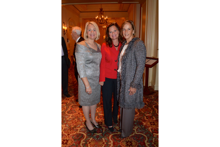 Kathy Stern, Linda Whitacre and Merry Williams