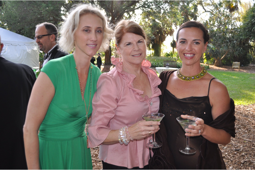 Amy Sullivan, Marilynn Shelley and Jeannie Perales
