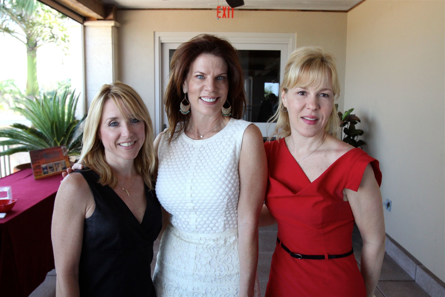 Holly Wright, Renee Phinney and Wendy Elwell