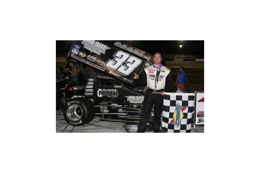 David Steele died in a crash at DeSoto Speedway on Saturday night.