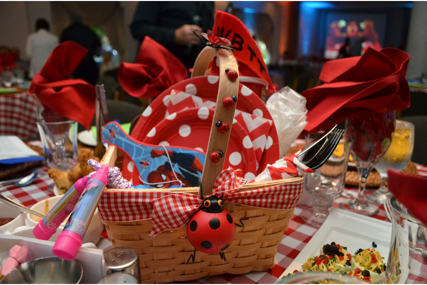 The picnic-themed April Fools' Fete was held on March 30 at Michael's On East.