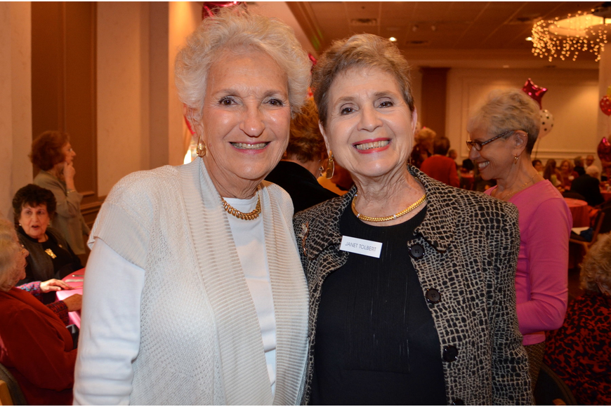Diane Milrod and Janet Tolbert