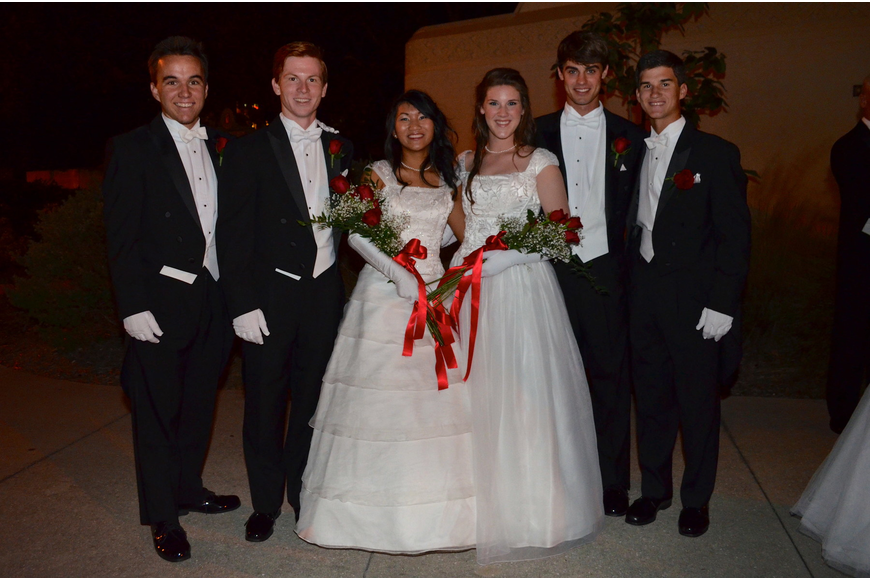 Max Klauber, Josh Simon, Mary York, Alex Watson, Peyton Thomas and Philip Knowles