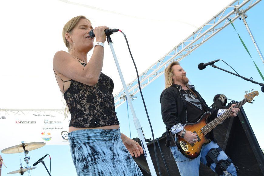 Twinkle Rock Soul Radio is one of two bands to perform at the festival.